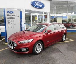 FORD MONDEO 2.0 HEV TITANIUM HEV ESTATE FOR SALE IN CORK FOR €31,500 ON DONEDEAL