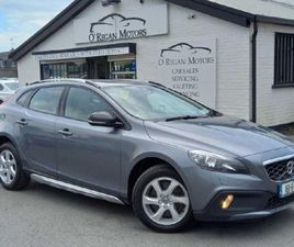 VOLVO V40 2.0 D2 CROSS COUNTRY D2 SE 5DR 55 PER FOR SALE IN DUBLIN FOR €13,900 ON DONEDEAL