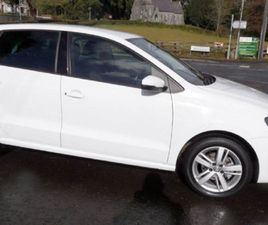 VOLKSWAGEN POLO MATCH TSI FOR SALE IN DERRY FOR £8,950 ON DONEDEAL