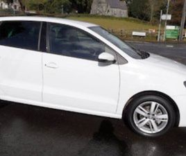 VOLKSWAGEN POLO MATCH TSI FOR SALE IN DERRY FOR £8950 ON DONEDEAL