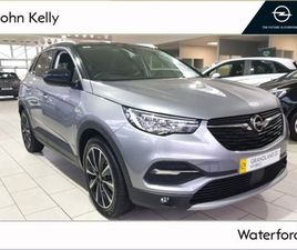 OPEL GRANDLAND X SRI PHEV - HYBRID 1.6 225PS 8SP FOR SALE IN WATERFORD FOR €39,185 ON DONE