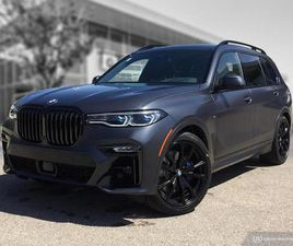 USED 2021 BMW X7 M50I PREMIUM PACKAGE