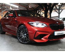 BMW SERIE 2 F87 COUPE M2 (F87) M2 3.0 COMPETITION