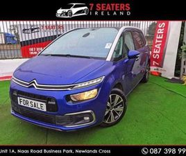 CITROEN GRAND C4 PICASSO FLAIR LOW MILEAGE FLAI FOR SALE IN DUBLIN FOR €20,900 ON DONEDEAL