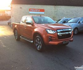NOUVEAU PICK-UP ISUZU D-MAX SPACE N 60 F BVA