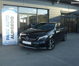 MERCEDES CLASSE A (W176) 180 D BUSINESS EDITION 7G-DCT GPS