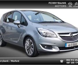 OPEL MERIVA SE 1.6CDTI 136PS 5DR FOR SALE IN WEXFORD FOR €9,950 ON DONEDEAL