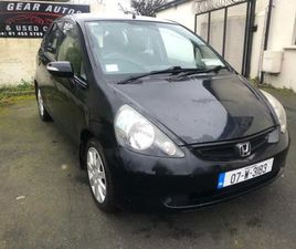 HONDA JAZZ, 2007 FOR SALE IN DUBLIN FOR €1,795 ON DONEDEAL
