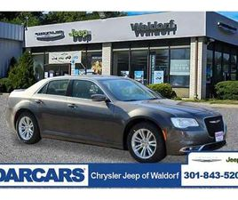 BRAND NEW GRAY COLOR 2021 CHRYSLER 300 TOURING FOR SALE IN WALDORF, MD 20601. VIN IS 2C3CC