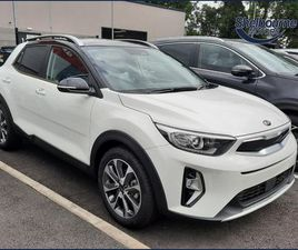 WHITE KIA STONIC 1.0 T-GDI MHEV CONNECT DCT (S/S) 5DR FOR SALE FOR £21975 IN NEWRY, COUNTY
