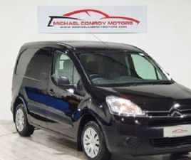 CITROEN BERLINGO FOR SALE IN MAYO FOR €6,250 ON DONEDEAL