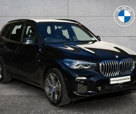 BMW X5 X5 XDRIVE30D M SPORT FOR SALE IN CORK FOR €86,400 ON DONEDEAL