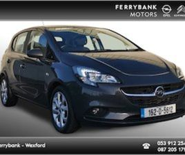 OPEL CORSA SC 1.3 CDTI 75PS 5DR FOR SALE IN WEXFORD FOR €10950 ON DONEDEAL