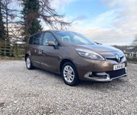 USED 2014 RENAULT GRAND SCENIC DY-QUE T-T D MPV 141,000 MILES IN BRONZE FOR SALE | CARSITE