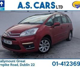 CITROEN GRAND C4 PICASSO HDI 1.6 VTR 7 SEATER 1 FOR SALE IN DUBLIN FOR €7,250 ON DONEDEAL