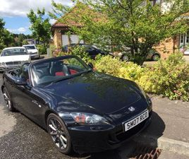 HONDA S2000 2.0I GT 2DR GT MODEL, AS FEATURED IN CLASSIC CAR WEEKLY. WITH HARD TOP.