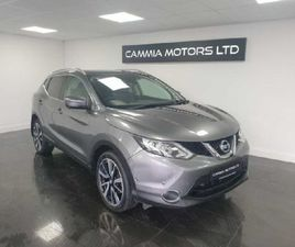 NISSAN QASHQAI TEKNA 1.5 DCI 110PS FOR SALE IN DUBLIN FOR €16,950 ON DONEDEAL