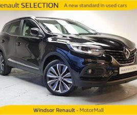 RENAULT KADJAR ICONIC BLUE DCI 115 MY1 FOR SALE IN DUBLIN FOR €23495 ON DONEDEAL