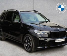 BMW X7 XDRIVE30D M SPORT FOR SALE IN CORK FOR €119900 ON DONEDEAL