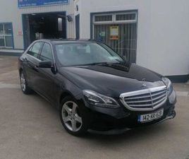 MERCEDES-BENZ CE-CLASS E 200 CDI BE F/L 4DR AUTO FOR SALE IN WEXFORD FOR €14,500 ON DONEDE