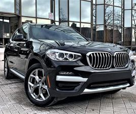 USED 2020 BMW X3 XDRIVE|PANORAMIC|AMBIENT LIGHTS|DIGITAL CLUSTER|ALLOYS!