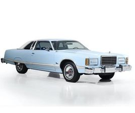 1977 FORD GALAXIE COUPE