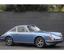 1972 PORSCHE 911 2.4S LHD