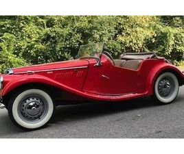 FOR SALE: 1954 MG TF IN CADILLAC, MICHIGAN