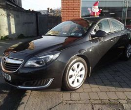 OPEL INSIGNIA 1.6 2016 IRISH NEW 1 OWNER 2022 NCT FOR SALE IN DUBLIN FOR €8,750 ON DONEDEA