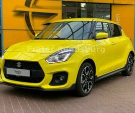 SUZUKI SWIFT 1.4 BOOSTERJET HYBRID SPORT LED NAVI