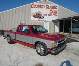 1991 CHEVROLET S10 FOR SALE