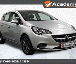 OPEL CORSA 120 YEARS 1.4I 75PS 5DR FOR SALE IN MEATH FOR €12,990 ON DONEDEAL