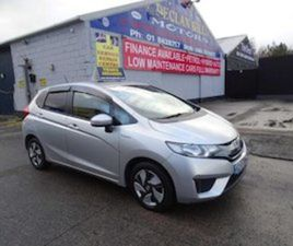 HONDA FIT GP5 HYBRID 5DR AUTO 2 KEYS NEW NCT TAX FOR SALE IN DUBLIN FOR €9950 ON DONEDEAL