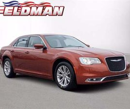 BRAND NEW ORANGE COLOR 2021 CHRYSLER 300 TOURING FOR SALE IN WOODHAVEN, MI 48183. VIN IS 2