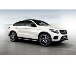 CLASSE COUPE 43 AMG 4MATIC 2018