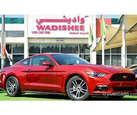FORD MUSTANG FORD MUSTANG ECO-BOOST V4 2017/FULL OPTION/ ORIGINAL LEATHER SEATS/VERY GOOD