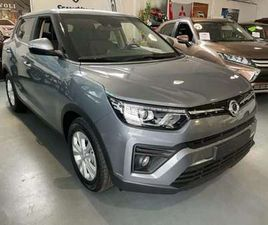 SSANGYONG TIVOLI 1.5 GDI TURBO 2WD CONFORT