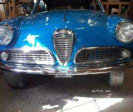 ALFA ROMEO GIULIETTA SPRINT 1959 SÉRIE 750B