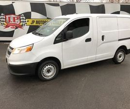 2017 CHEVROLET CITY EXPRESS 2.00 LT, AUTOMATIC, CARGO, ONLY 102.000KM