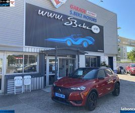 DS 3 DS3 CROSSBACK PURETECH 130 S&S EAT8 PERFOR...