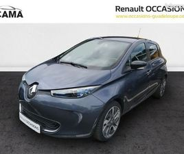 RENAULT ZOE INTENS CHARGE RAPIDE Q90 ACHAT INTÉGRAL MY19
