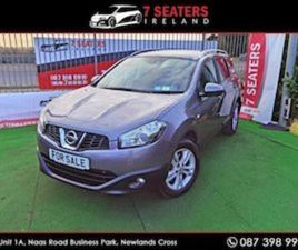 NISSAN QASHQAI +2 N-TEC LOW MILEAGE SVE PRISTI FOR SALE IN DUBLIN FOR €11900 ON DONEDEAL