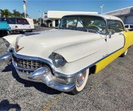 FOR SALE: 1955 CADILLAC COUPE DEVILLE IN MIAMI, FLORIDA