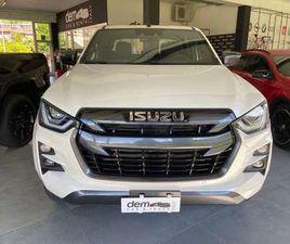 ISUZU D-MAX CREW CAB 4X4 AUTOMATICO NUOVO