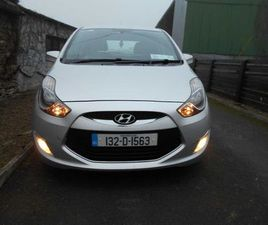HYUNDAI I20 CAR VAN LOW MILEAGE FOR SALE IN LIMERICK FOR €4,950 ON DONEDEAL