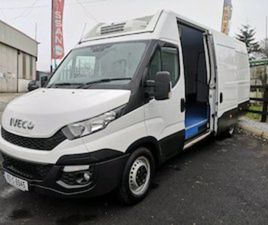 IVECO DAILY 35S13 FRIDGE FREEZER 3.5T XLWB FOR SALE IN CORK FOR €15950 ON DONEDEAL