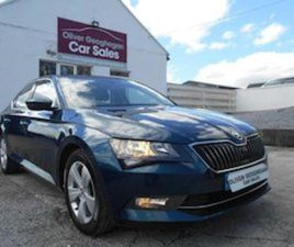 SKODA SUPERB SE 1.6 TDI 120 BHP FOR SALE IN GALWAY FOR €13950 ON DONEDEAL