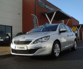 17 308 ACTIVE 1.6 BLUE HDI 120 BHP START STOP FOR SALE IN LEITRIM FOR €11,999 ON DONEDEAL