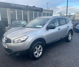 2013 NISSAN QASHQAI **LOW MILEAGE** FOR SALE IN DUBLIN FOR €10,999 ON DONEDEAL