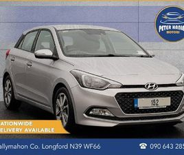 HYUNDAI I20 SE BLUE DRIVE BLUE DRIVE ISG START/ST FOR SALE IN LONGFORD FOR €10,450 ON DONE